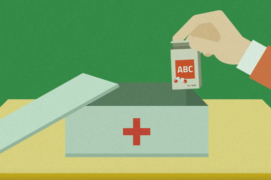 Refresh The First Aid Kit